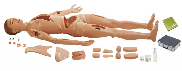 CLA-Krankenpflegepuppe
