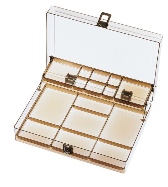 Transparent Storage Case